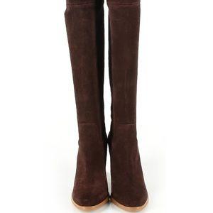 Michael Kors Regina Suede Boots